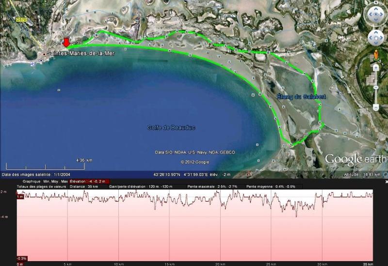 [VTT] La digue à la mer et visite des Saintes Maries 35km/D+120m (24/11/12) Digue_10