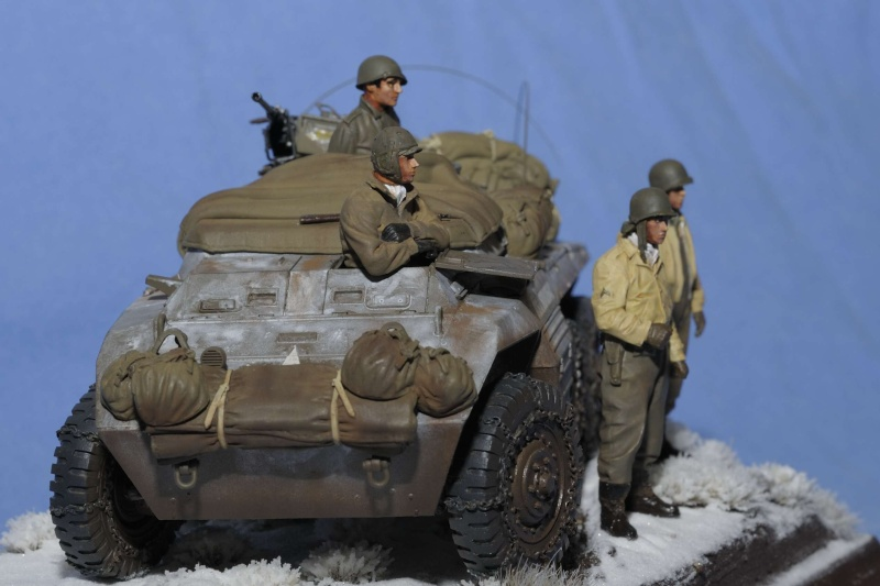 Automitrailleuse M20 Hiver 1944/45 TAMIYA 1/35 M20_0014