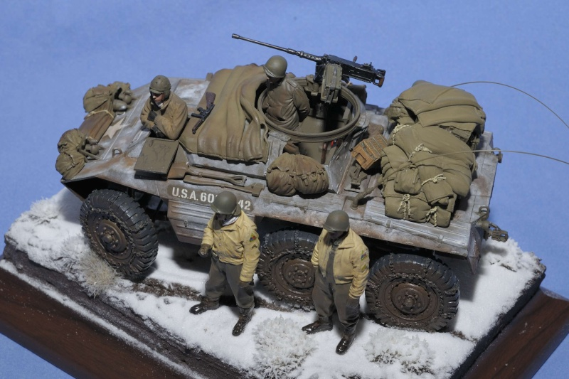 Automitrailleuse M20 Hiver 1944/45 TAMIYA 1/35 M20_0016