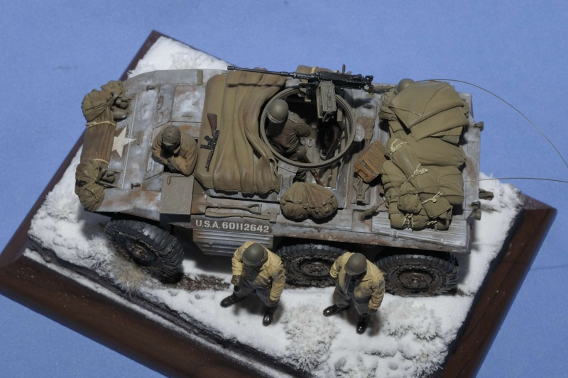 Automitrailleuse M20 Hiver 1944/45 TAMIYA 1/35 M20_0017
