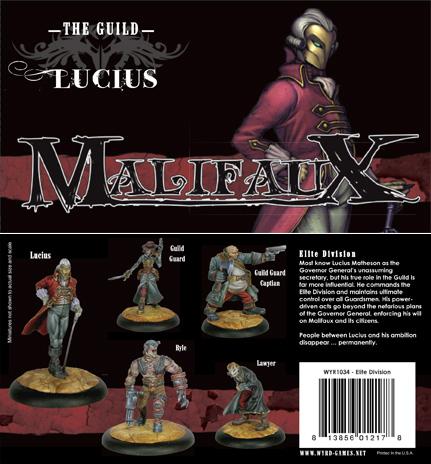 Actualité Malifaux + règles vf (page 2) Lucius10