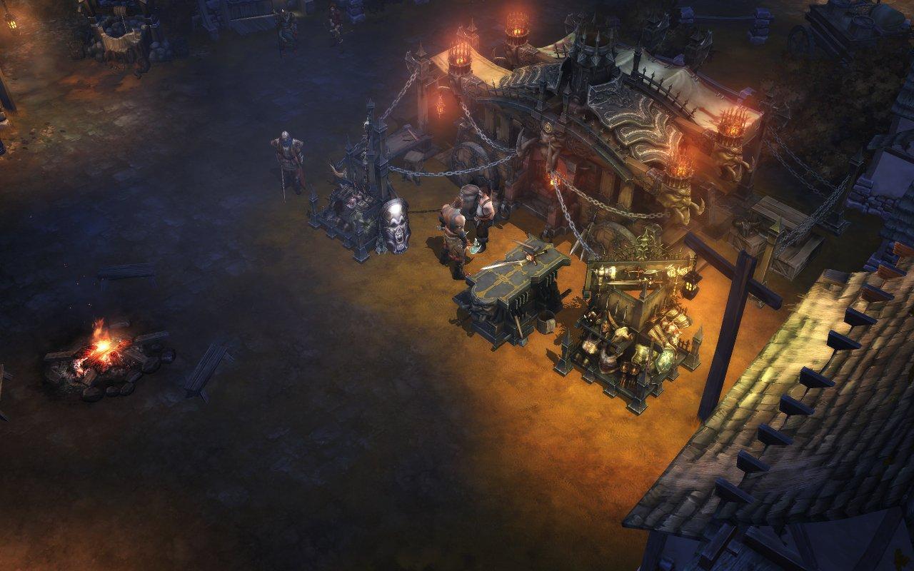 Diablo III : Les artisans Diablo11