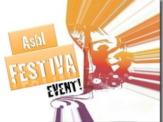 Asbl Festiva Event! C'est quoi au juste? 16479912
