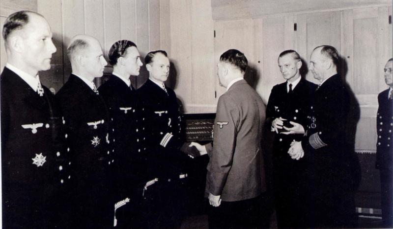Rapport Wolfpack Schlagetot Hitler10