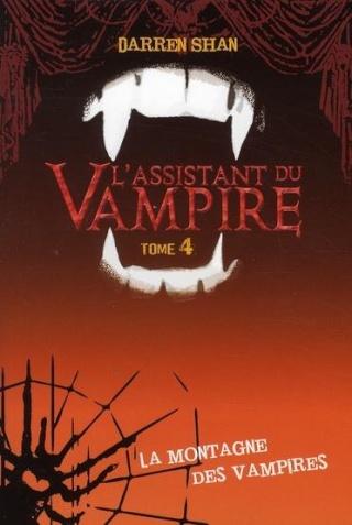 [Shan, Darren] L'assistant du vampire - Tome 4: La montagne des vampires 30224310