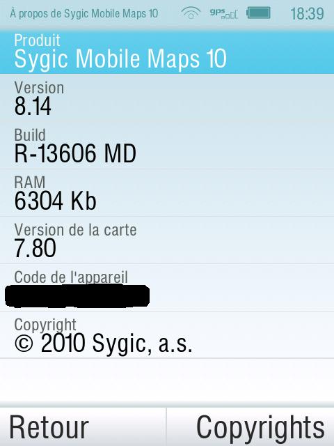 Nouvelle version de Sygic Mobile Maps Screen10