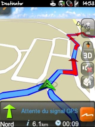 Destinator 9 (logiciel payant) Screen16
