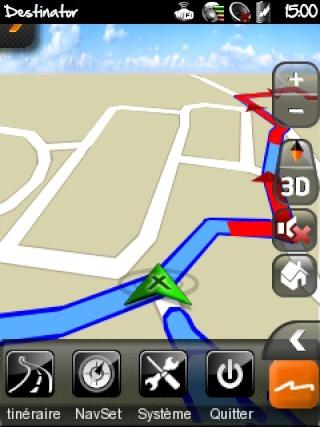 Destinator 9 (logiciel payant) Screen17