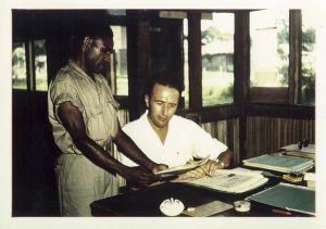 De overdracht van Nederlands-Nieuw-Guinea, een serie van het Ref. Dagblad 08_pap10