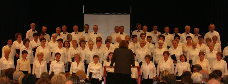 Un apéro concert réussi !! Choral10