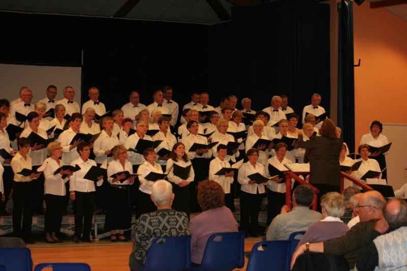 Un apéro concert réussi !! Choral11