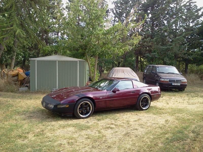 Ma Corvette C4 LT1 40th anniversary - Page 2 0110