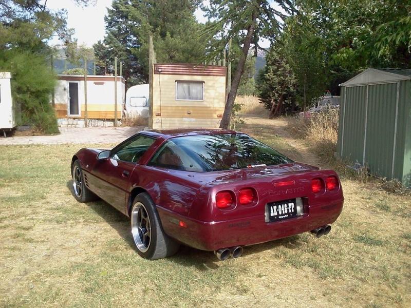 Ma Corvette C4 LT1 40th anniversary - Page 2 0411
