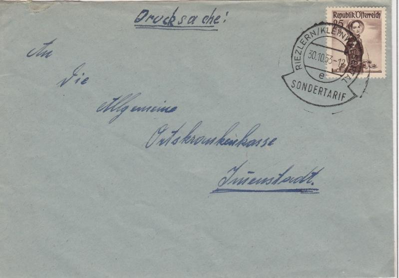 Trachtenserien ANK 887 - 923 und 1052 - 1072 Belege - Seite 6 Img10