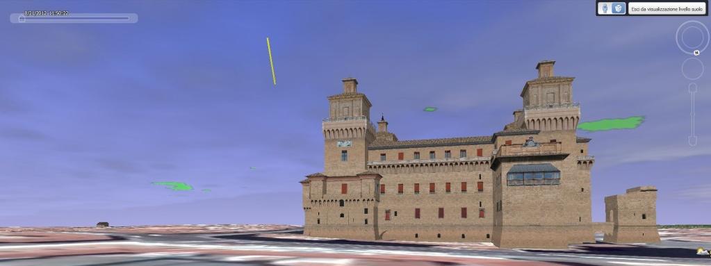 fireball  2012.08.21  18.50.22 UT crepuscolare Castel10