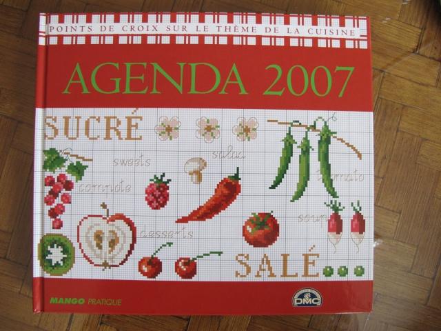 A VENDRE : Agenda 2007 Img_0913