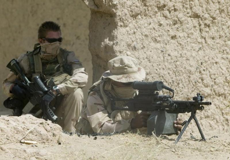 =Minimi M249 para A&K= Enduri10