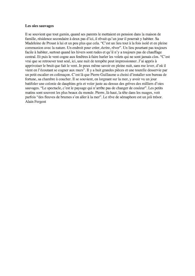 SÉMAPHORE - PORT EN BESSIN (CALVADOS) Longue12