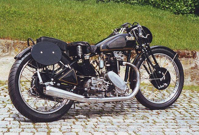 Rudge Racer 1930 Rudge510