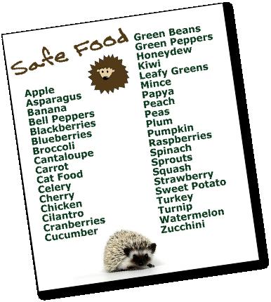 Safe Foods Wpc67310