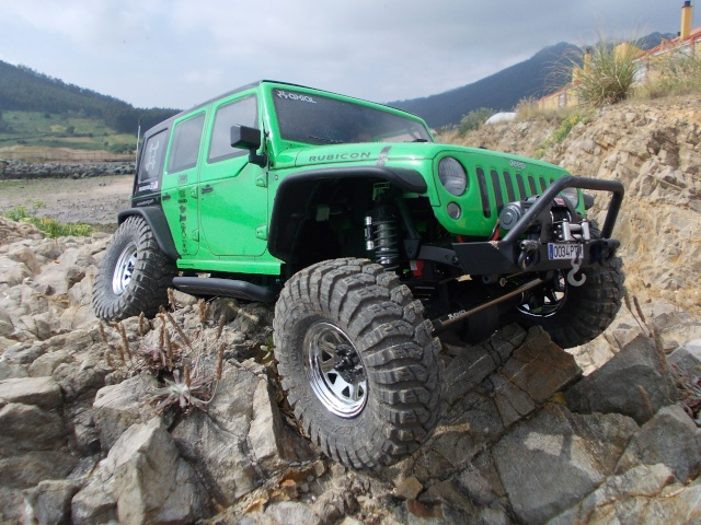 Axial scx10 Jeep Wrangler Unlimited Rubicon KIT - Página 4 210