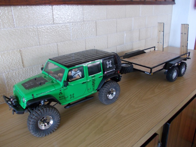 Axial scx10 Jeep Wrangler Unlimited Rubicon KIT - Página 4 P0111