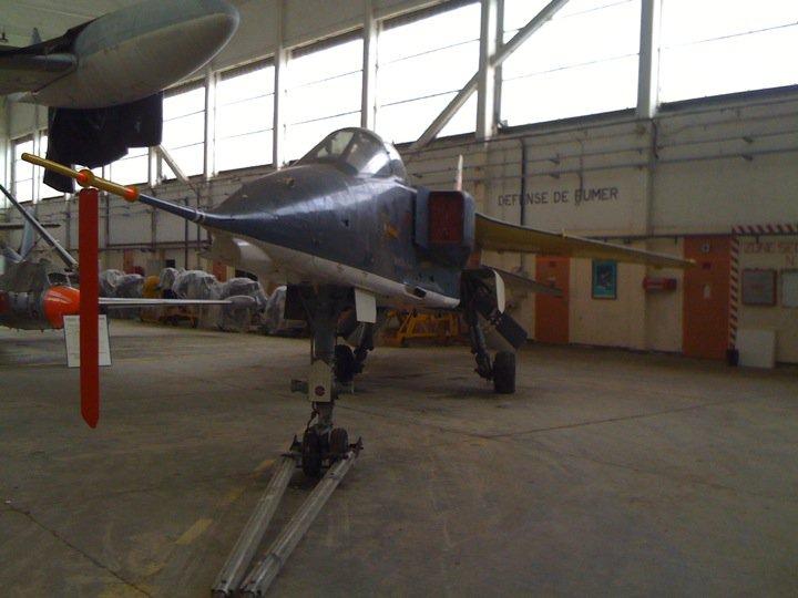 [ Les Musées en rapport avec la Marine ] Musée de l'Aeronautique Navale de Rochefort Rochef10