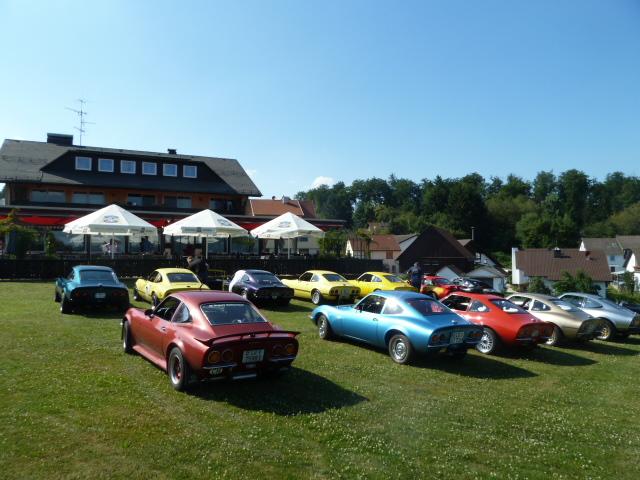 III. GT-Treffen in Ketsch 2013 6a10