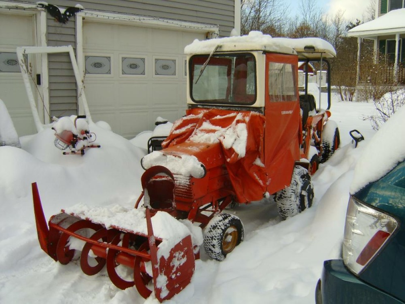 SNOW and lots of it Blower10