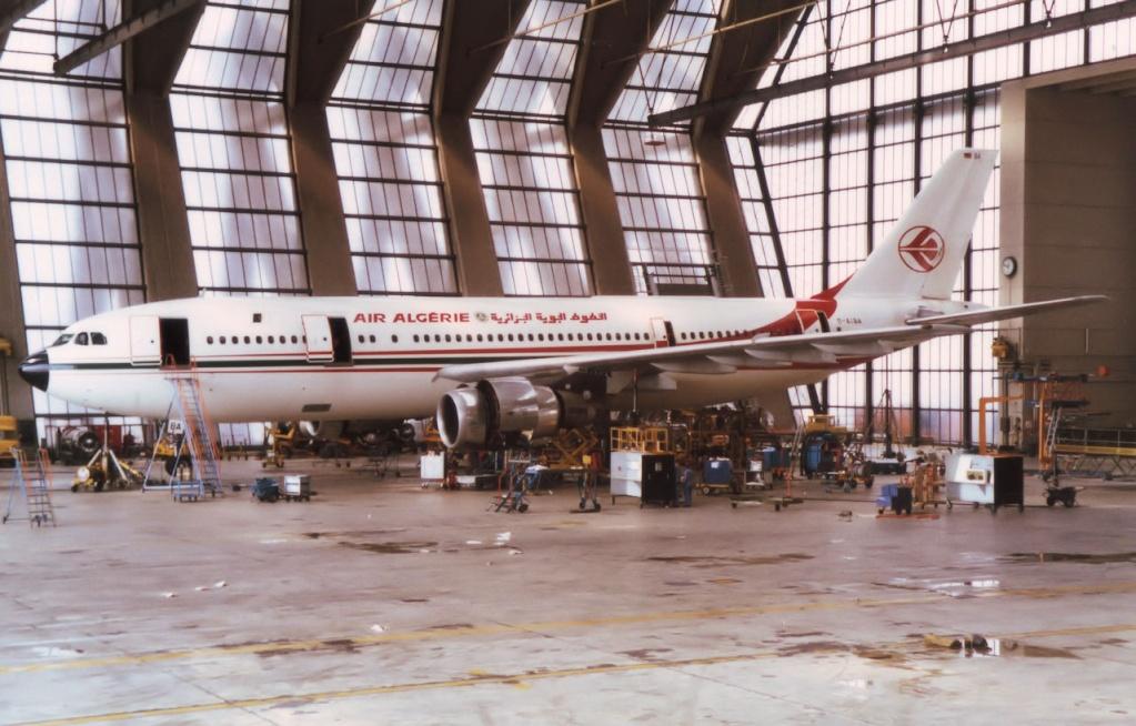 A300 in FRA D-aiba10