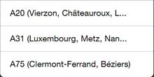 SOFT W-Trafic 1.0.0.0 WM et HD2 ZoomPinch : Trafic des rocades françaises + périph [26-01-2011] Autoro10