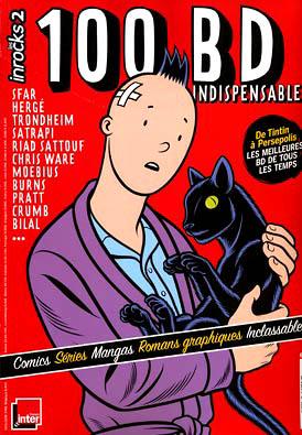 Les 100 meilleures BD Inrock10