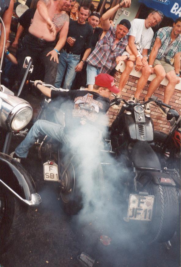 FREE WHEELS - Bike & Car Show - Rock Festival Free0310