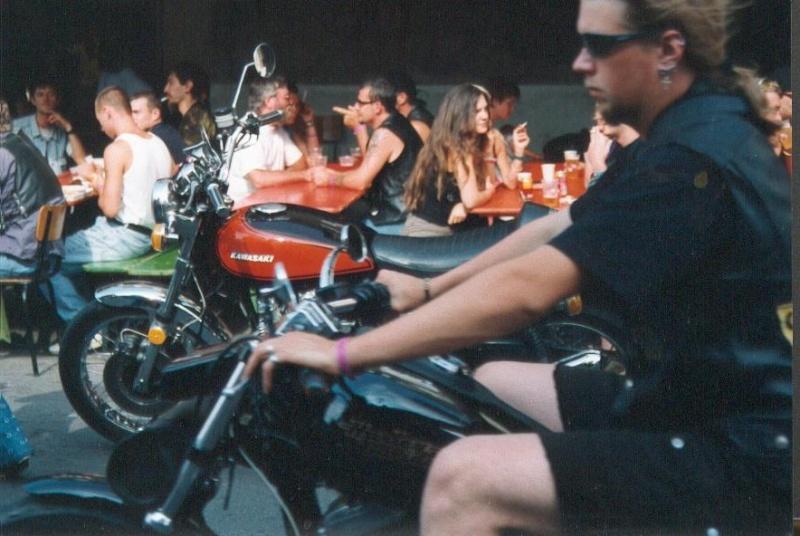 FREE WHEELS - Bike & Car Show - Rock Festival Free0410