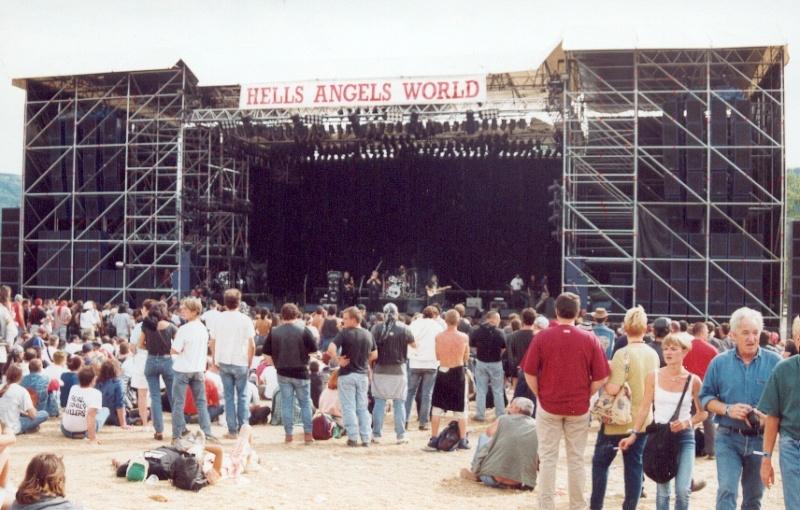 FREE WHEELS - Bike & Car Show - Rock Festival Free1510