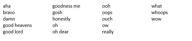 كيف تعبر عن التعجب Exclamation فى اللغة الانجليزية (درس محادثة) 04-09-10