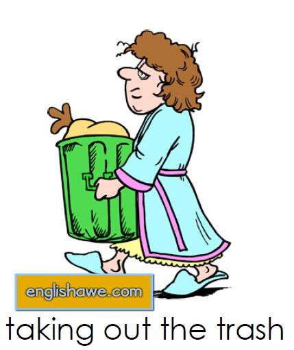 مجموعة كبيرة من البطاقات التعليمية لافعال اللغة الانجليزية مع الصور للاطفال Flash Cards for Children 1011