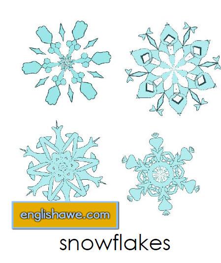 مجموعة  من البطاقات التعليمية لمفردات فصل الشتاء باللغة الانجليزية مع الصور للاطفال Flash Cards for Winter Vocabulary 316