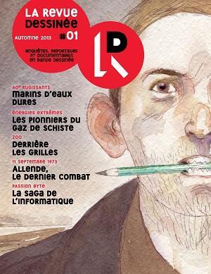 Reportages  journalisme et bande dessinée Lrd10