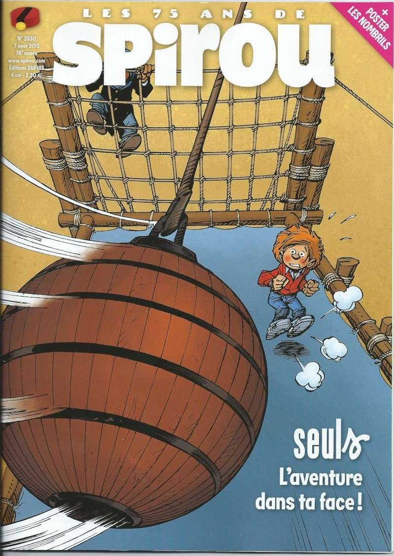 Spirou ... le journal - Page 5 Spn10