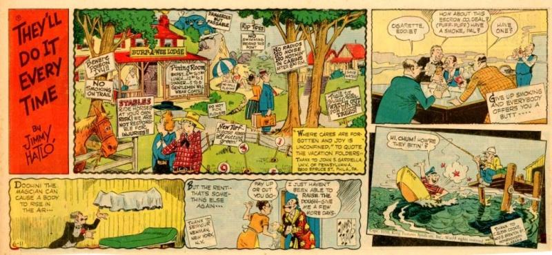 Les contradictions du genre humain ou le génie comique de Jimmy Hatlo They_l11