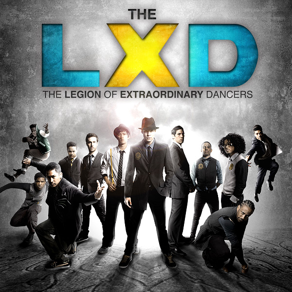 THE LXD: THE UPRISING BEGINS (Feature Version) The2bl10