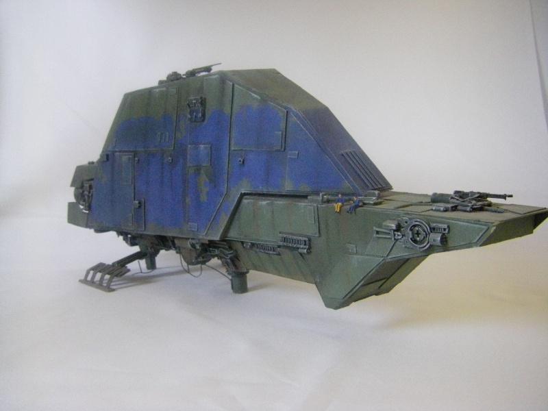 maquettes carton SW,pods,cargot... Imgp6312