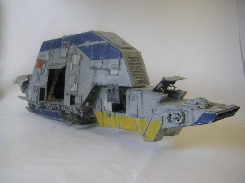 maquettes carton SW,pods,cargot... Imgp6313