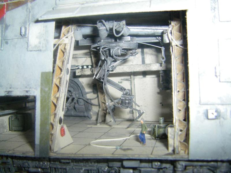 maquettes carton SW,pods,cargot... Imgp6314