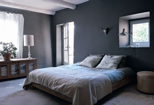 """Chambre taupe et """"lin"""" 22758810"""