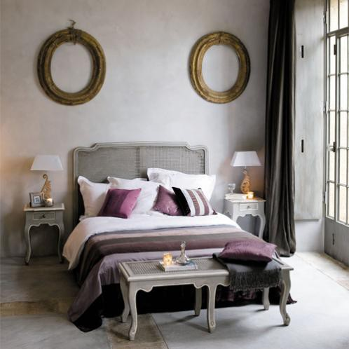 """Chambre taupe et """"lin"""" Tate_d11"""