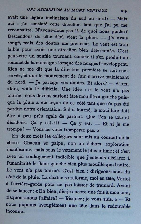 Fabre et le Mont Ventoux - Août 1865 Fv1110