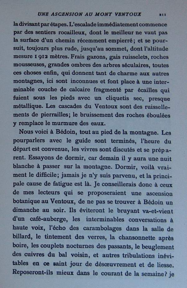 Fabre et le Mont Ventoux - Août 1865 Fv310