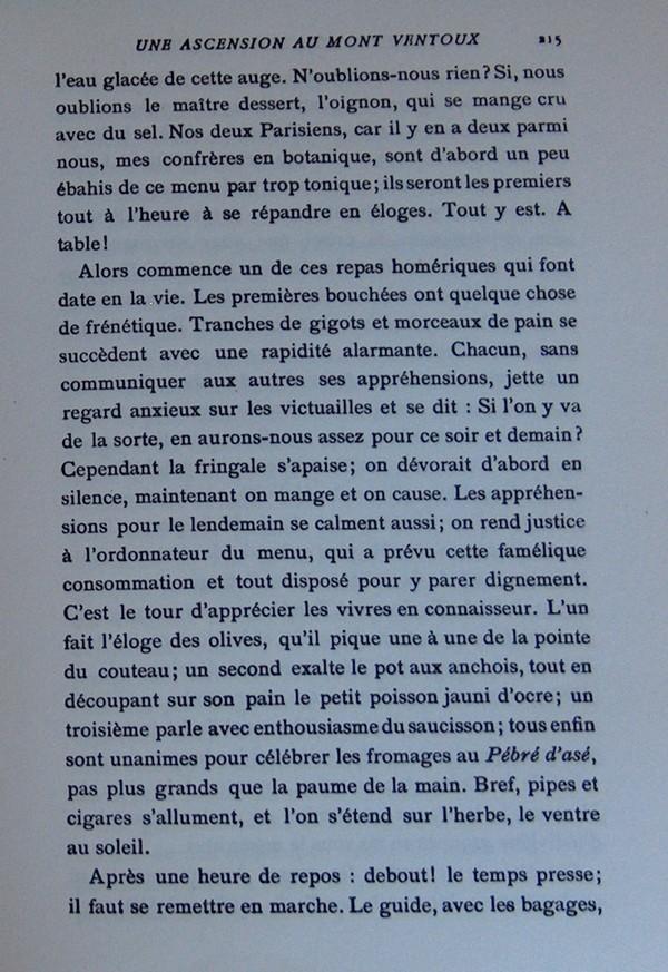 Fabre et le Mont Ventoux - Août 1865 Fv710